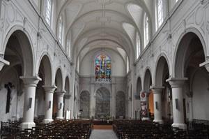 Paris abbaye st genevieve