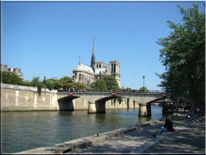 Paris : Bords de Seine